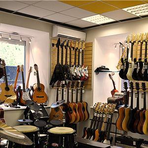 Музыкальные магазины Комсомольского
