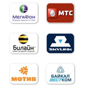 Операторы сотовой связи Комсомольского