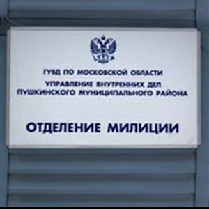 Отделения полиции Комсомольского