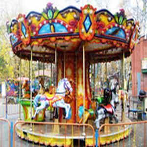 Парки культуры и отдыха Комсомольского