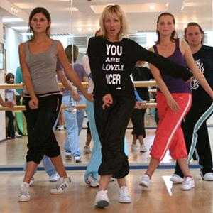 Школы танцев Комсомольского