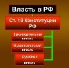 Органы власти в Комсомольском