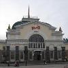 Железнодорожные вокзалы в Комсомольском