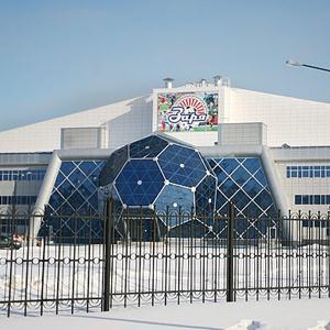 Спортивные комплексы Комсомольского