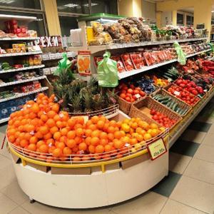 Супермаркеты Комсомольского