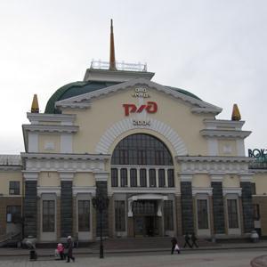 Железнодорожные вокзалы Комсомольского